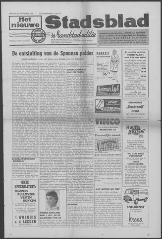 Het Nieuwe Stadsblad 1959-09-25