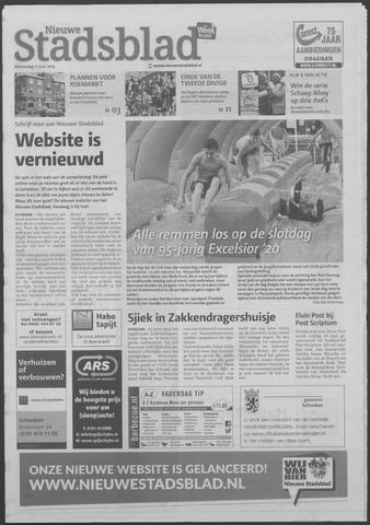 Het Nieuwe Stadsblad 2015-06-17