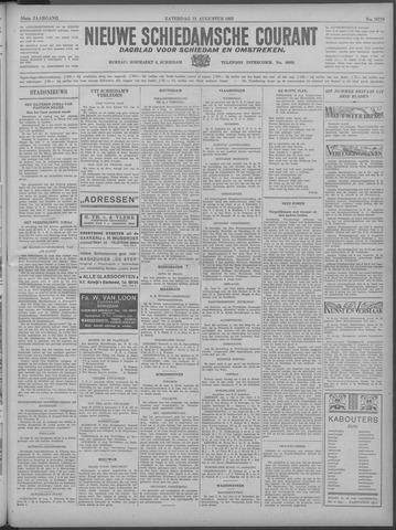 Nieuwe Schiedamsche Courant 1933-08-12