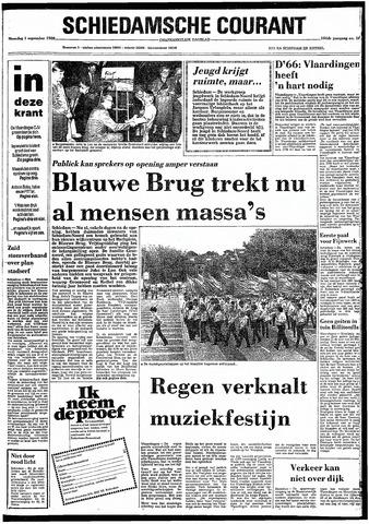 Rotterdamsch Nieuwsblad / Schiedamsche Courant / Rotterdams Dagblad / Waterweg / Algemeen Dagblad 1980-09-01