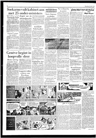 Rotterdamsch Parool / De Schiedammer 1959-07-13