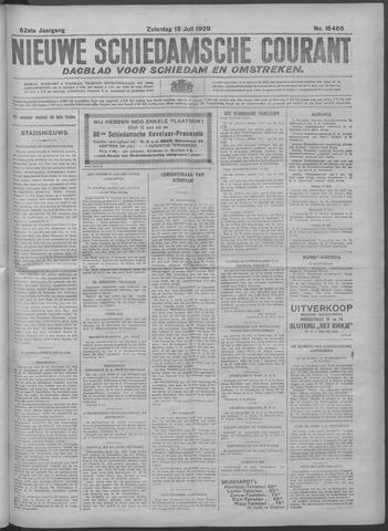 Nieuwe Schiedamsche Courant 1929-07-13