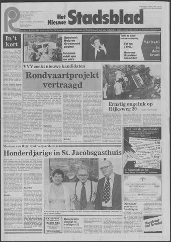 Het Nieuwe Stadsblad 1984-04-18