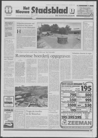 Het Nieuwe Stadsblad 1995-08-02