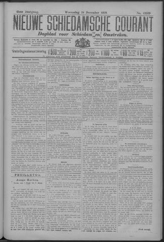 Nieuwe Schiedamsche Courant 1918-12-18