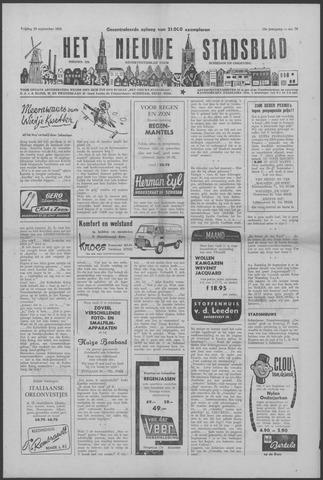 Het Nieuwe Stadsblad 1958-09-19