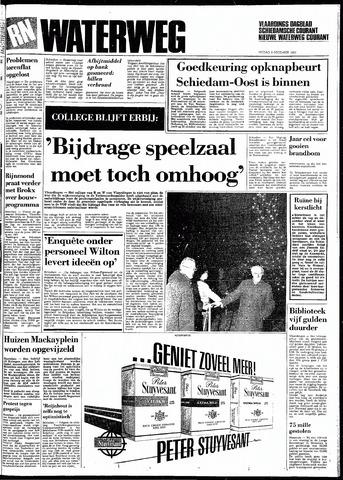 Rotterdamsch Nieuwsblad / Schiedamsche Courant / Rotterdams Dagblad / Waterweg / Algemeen Dagblad 1983-12-09