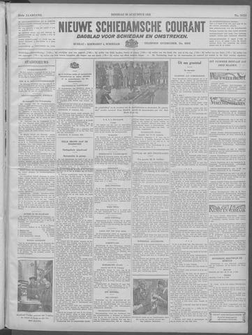 Nieuwe Schiedamsche Courant 1932-08-30