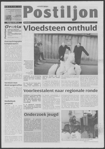 Postiljon 2001-02-15