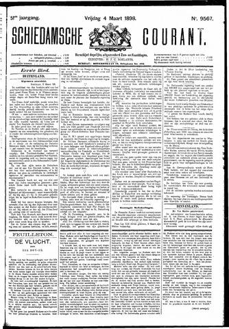 Schiedamsche Courant 1898-03-04