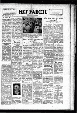 Rotterdamsch Parool / De Schiedammer 1946-06-04