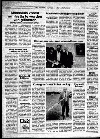 Het Vrije volk 1988-08-29