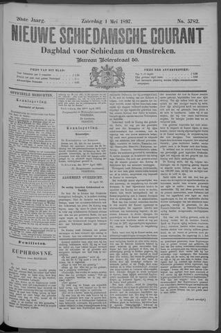 Nieuwe Schiedamsche Courant 1897-05-01