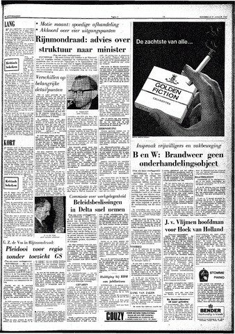 Trouw / De Rotterdammer 1969-01-23