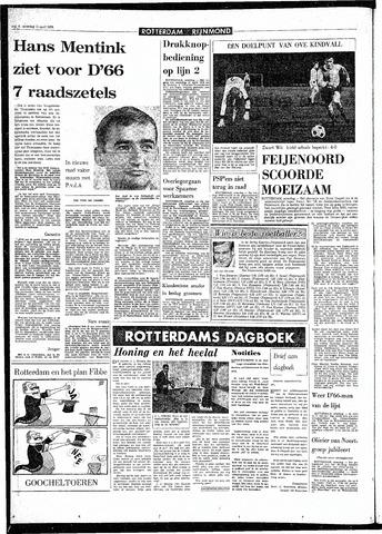 Rotterdamsch Parool / De Schiedammer 1970-04-11
