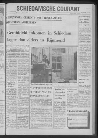 Rotterdamsch Nieuwsblad / Schiedamsche Courant / Rotterdams Dagblad / Waterweg / Algemeen Dagblad 1970-10-08
