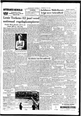 Rotterdamsch Nieuwsblad / Schiedamsche Courant / Rotterdams Dagblad / Waterweg / Algemeen Dagblad 1966-07-27
