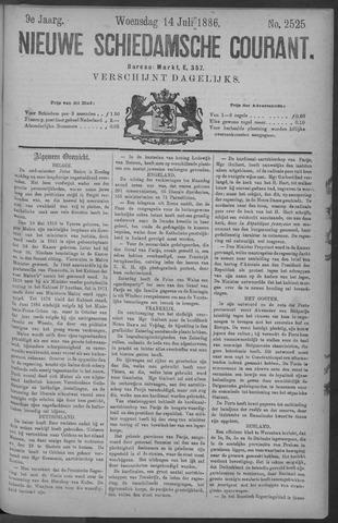 Nieuwe Schiedamsche Courant 1886-07-14