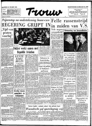 Trouw / De Rotterdammer 1960-03-21