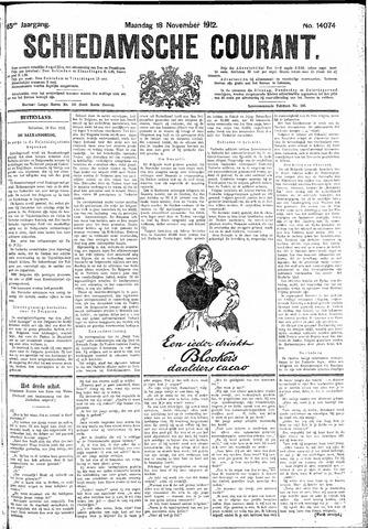 Schiedamsche Courant 1912-11-18