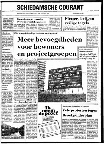 Rotterdamsch Nieuwsblad / Schiedamsche Courant / Rotterdams Dagblad / Waterweg / Algemeen Dagblad 1979-11-30