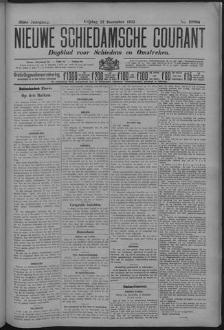 Nieuwe Schiedamsche Courant 1913-12-12