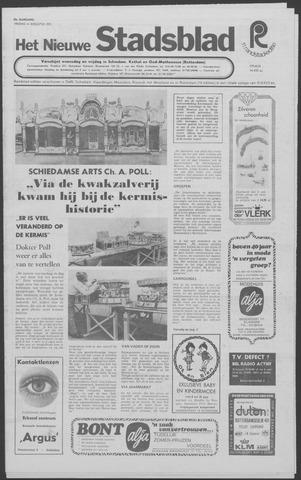 Het Nieuwe Stadsblad 1971-08-06