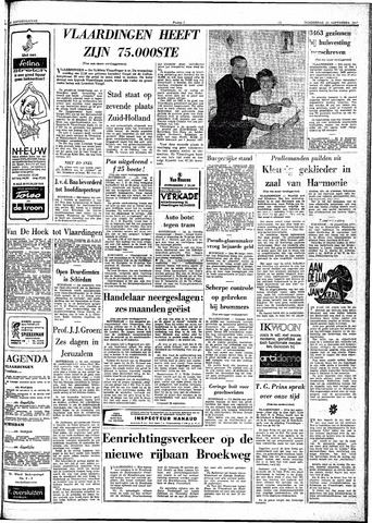 Trouw / De Rotterdammer 1967-09-21