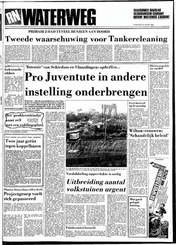 Rotterdamsch Nieuwsblad / Schiedamsche Courant / Rotterdams Dagblad / Waterweg / Algemeen Dagblad 1983-03-30