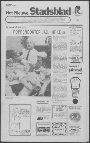 Het Nieuwe Stadsblad 1973-07-20