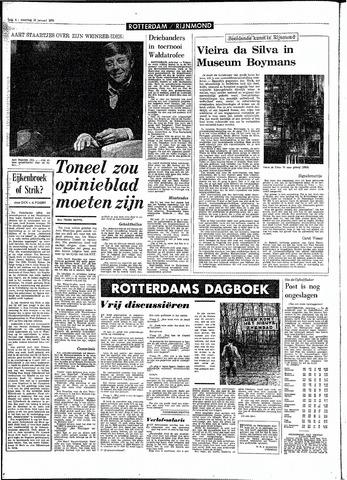 Rotterdamsch Parool / De Schiedammer 1970-01-10