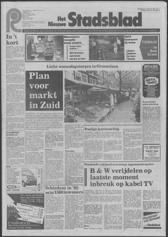Het Nieuwe Stadsblad 1983