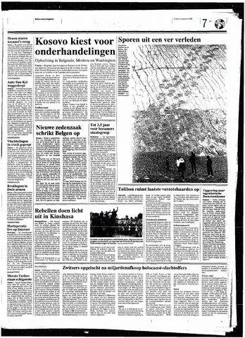 Rotterdamsch Nieuwsblad / Schiedamsche Courant / Rotterdams Dagblad / Waterweg / Algemeen Dagblad 1998-08-14