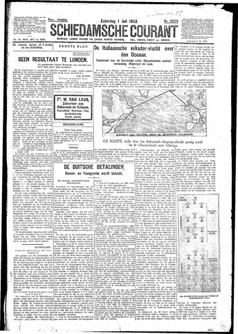 Schiedamsche Courant 1933-07-01