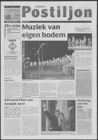 Postiljon 2001-04-05
