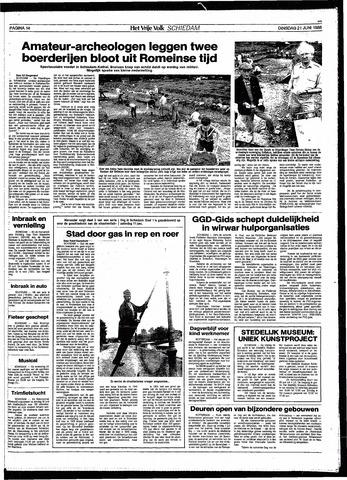 Het Vrije volk 1988-06-21