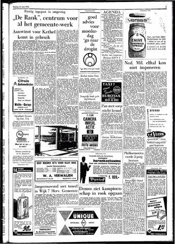 Rotterdamsch Parool / De Schiedammer 1961-05-12