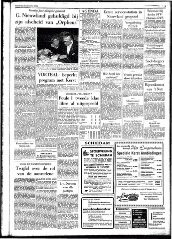 Rotterdamsch Parool / De Schiedammer 1961-12-21