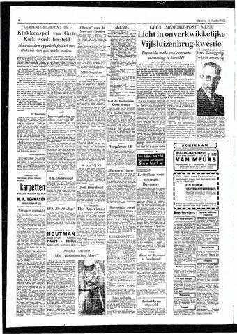Rotterdamsch Parool / De Schiedammer 1955-10-15