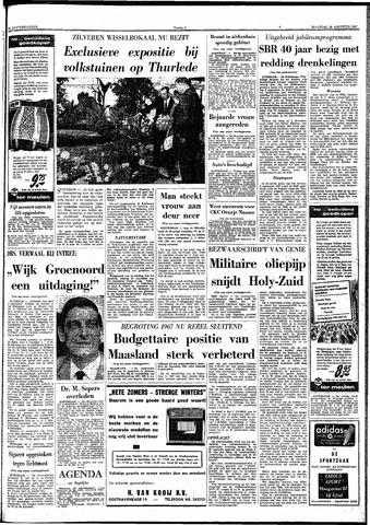 Trouw / De Rotterdammer 1967-08-28