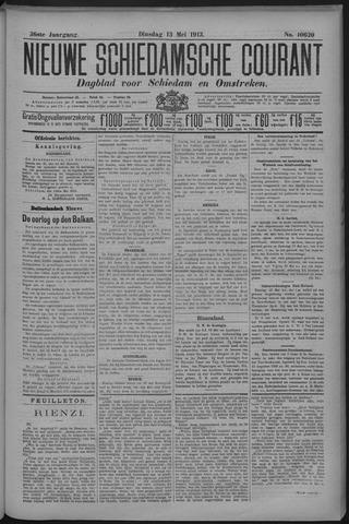 Nieuwe Schiedamsche Courant 1913-05-13