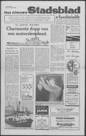 Het Nieuwe Stadsblad 1967-02-24