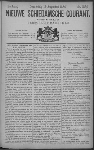 Nieuwe Schiedamsche Courant 1886-08-19