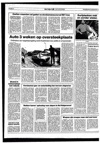 Het Vrije volk 1990-08-08