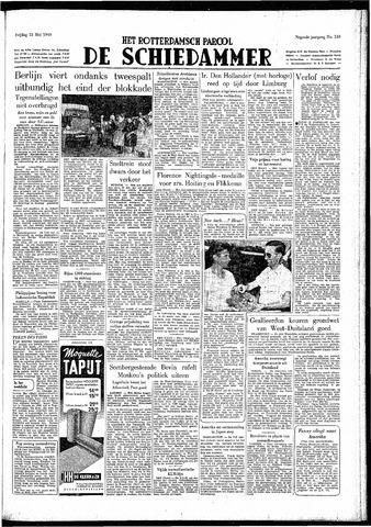 Rotterdamsch Parool / De Schiedammer 1949-05-13