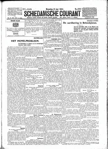Schiedamsche Courant 1935-06-03