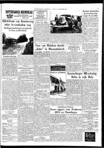 Rotterdamsch Nieuwsblad / Schiedamsche Courant / Rotterdams Dagblad / Waterweg / Algemeen Dagblad 1964-09-11