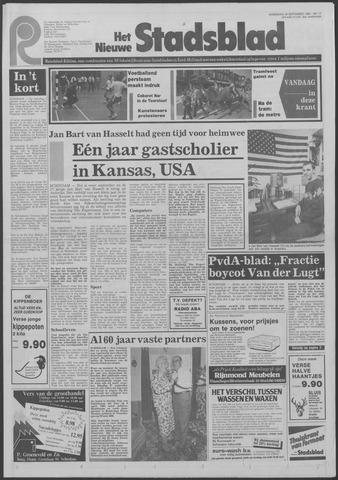 Het Nieuwe Stadsblad 1983-09-28