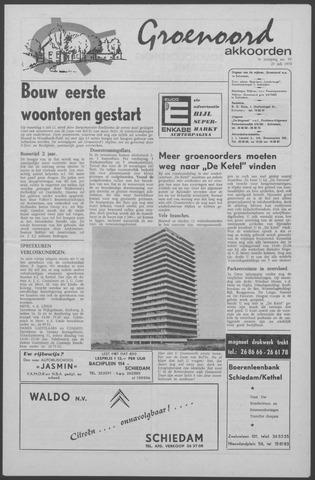 Groenoord Akkoorden 1970-07-23