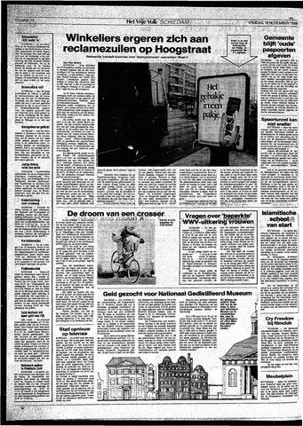 Het Vrije volk 1988-11-18